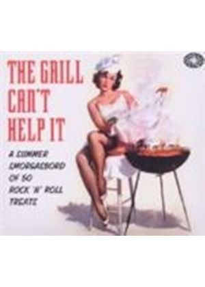 Various Artists - The Grill Cant Help It (Music CD)