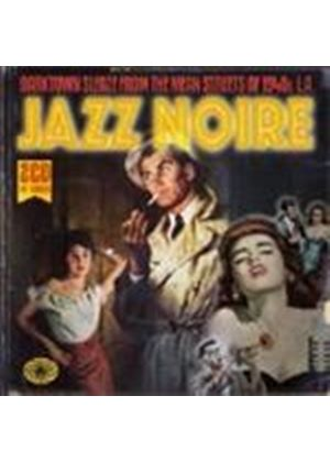Various Artists - Jazz Noire (Music CD)