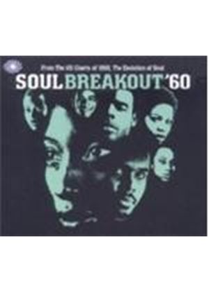 Various Artists - Soul Breakout 1960 (Music CD)