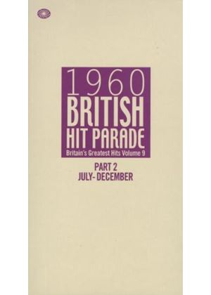 Various Artists - 1960 British Hit Parade Vol.2 (July To December) (Music CD)