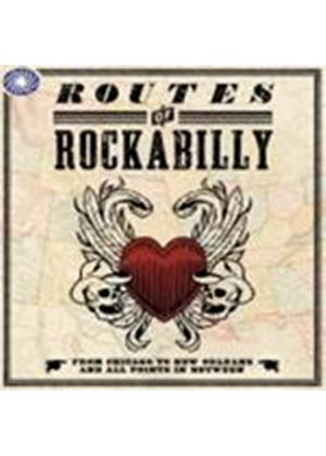Various Artists - Routes Of Rockabilly (Music CD)
