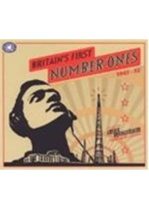 Various Artists - Britain's First Number Ones 1945-1952 (Music CD)