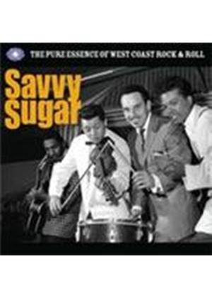 Various Artists - Savvy Sugar (The Pure Essence Of West Coast) (Music CD)