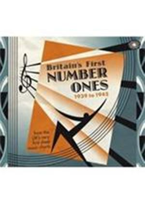 Various Artists - Britain's First Number Ones (Music CD)