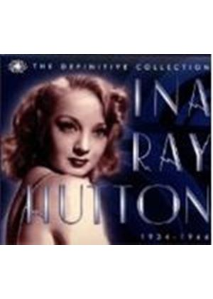 Hutton, Ina Ray - Definitive Collection Vol.1 (Music CD)