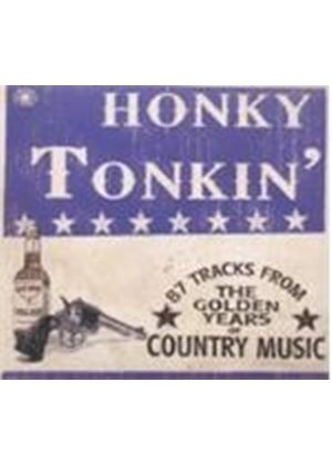 Various Artists - Honky Tonkin (Music CD)