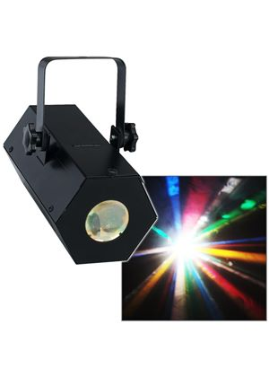 FX LAB 50 W Vasto DJ Lighting Effect with Adjustable Mounting Bracket