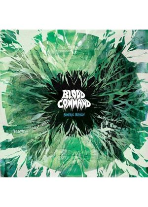 Blood Command - Funeral Beach (Music CD)