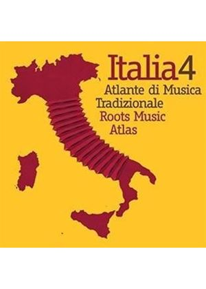 Various Artists - Italia, Vol. 4 (Atlante Di Musica Tradizionale/Roots Music Atlas) (Music CD)