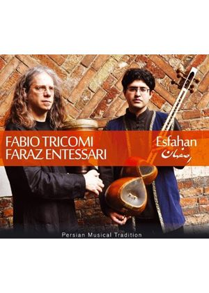 Fabio Tricomi - Esfahan (Music CD)