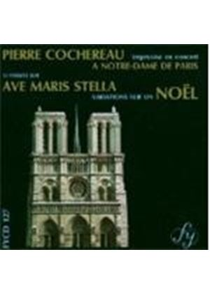 PIERRE COCHEREAU - 15 Versets Sur Ave Maris Stella Etc. [French Import]