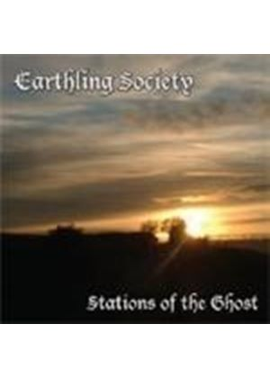 Earthling Society - Stations Of The Ghost (Music CD)