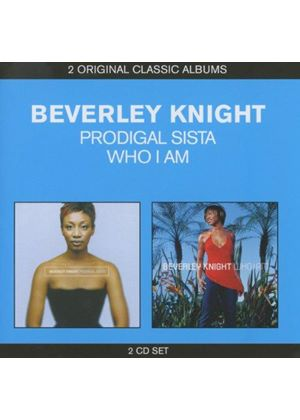 Beverley Knight - Classic Albums (Prodigal Sista/Who I Am/+2DVD) (Music CD)