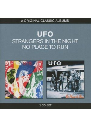 UFO - Classic Albums (Strangers in the Night/No Place to Run) (Music CD)