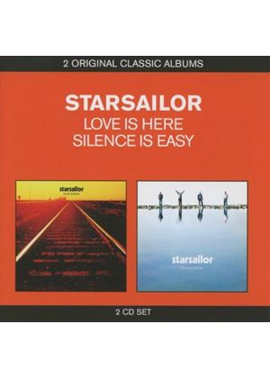 Starsailor - Classic Albums (Love Is Here/Silence Is Easy) (Music CD)