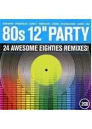 "Various Artists - 80's 12"" Party (Music CD)"