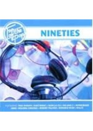 Various Artists - Top of The Pops (The Nineties) (Music CD)