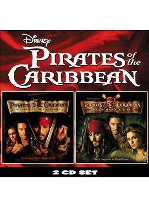 Soundtrack - Pirates Of The Caribbean ( The Curse Of The Black Pearl/Dead Man's Chest/Original Soundtrack) (Music CD)