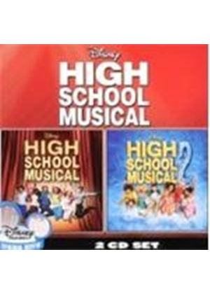 Various Artists - High School Musical/High School Musical 2 (Original Soundtrack) (Music CD)
