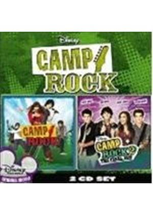 Various Artists - Camp Rock/Camp Rock 2 (Original Soundtrack) (Music CD)