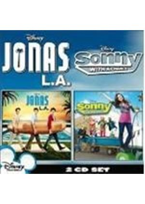 Various Artists - Jonas LA/Sonny With A Chance (Original Soundtrack) (Music CD)