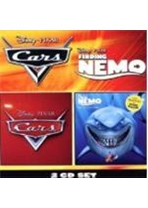 Various Artists - Cars/Finding Nemo (Original Soundtrack) (Music CD)