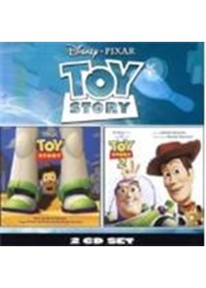 Soundtrack - Toy Story/Toy Story 2 (Original Soundtrack) (Music CD)