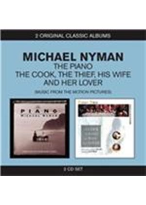 Michael Nyman - The Piano/The Cook, the Thief, His Wife and Her Lover (Original Soundtrack) (Music CD)