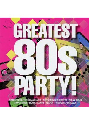 Various Artists - Greatest 80s Party! (Music CD)