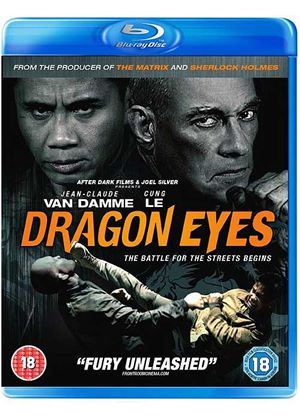 Dragon Eyes (Blu-Ray)