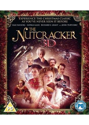Nutcracker 3D (Blu-Ray)