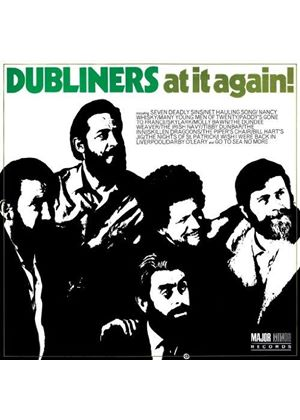 Dubliners (The) - At It Again! (Music CD)