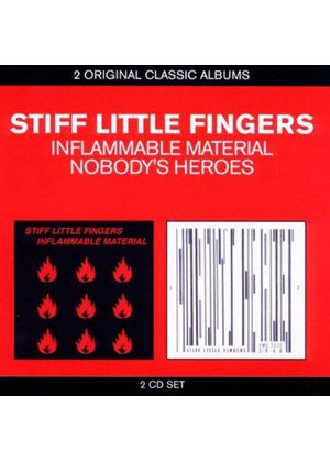 Stiff Little Fingers - Classic Albums - Inflammable Material/Nobody's Heroes (Music CD)