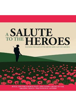 Various Artists - Salute to the Heroes (Music CD)