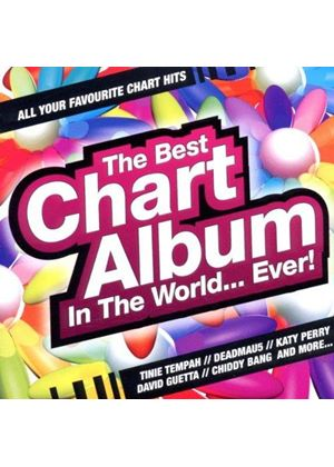 Various Artists - Best Chart Album in the World Ever! (Music CD)