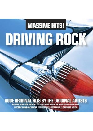 Various Artists - Massive Hits! (Driving Rock) (Music CD)