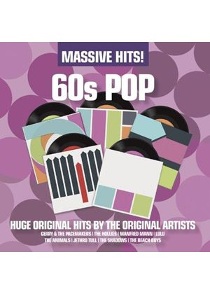 Various Artists - Massive Hits! (60s Pop) (Music CD)
