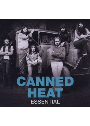 Canned Heat - Essential (Music CD)