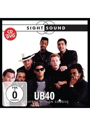 UB40 - Sight & Sound (+2DVD) (Music CD)