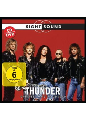 Thunder - Sight & Sound (+2DVD) (Music CD)
