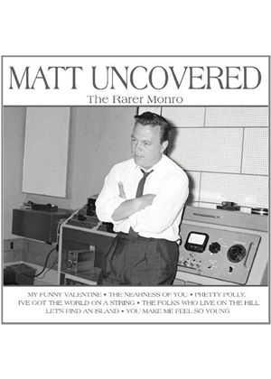 Matt Monro - Matt Uncovered - The Rarer Monro (Music CD)