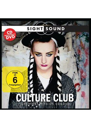 Culture Club - Sight & Sound (+2DVD) (Music CD)