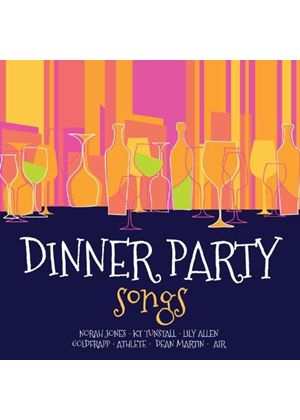 Various Artists - Dinner Party Songs (Music CD)