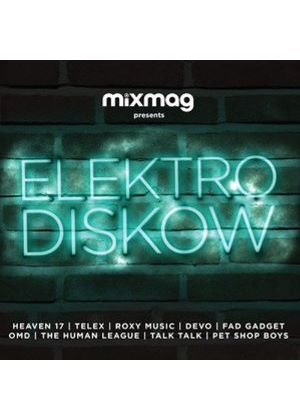 Various Artists - Elektro Diskow (Music CD)