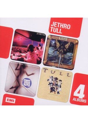 Jethro Tull - A/The Broadsword and the Beast/Under Wraps/Crest of a Knave (Music CD)