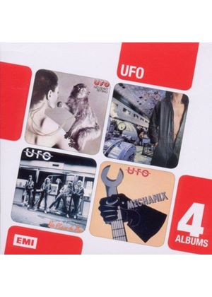 UFO - No Heavy Petting/Lights Out/No Place to Run/Mechanix (Music CD)