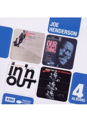 Joe Henderson - Page One/Our Thing/In'n'Out/Made for Joe (Music CD)
