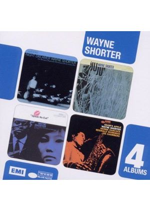Wayne Shorter - Night Dreamer/Juju/Speak no Evil/Adam's Apple (Music CD)