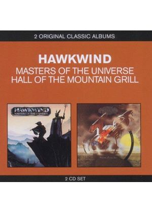 Hawkwind - Classic Albums - Masters of the Universe/Hall of the Mountain Grill (Music CD)