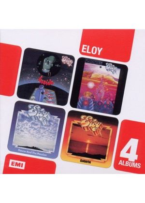 Eloy - Inside/Floating/Power and the Passion/Dawn (Music CD)
